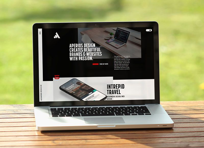 Aperios Design WordPress Development