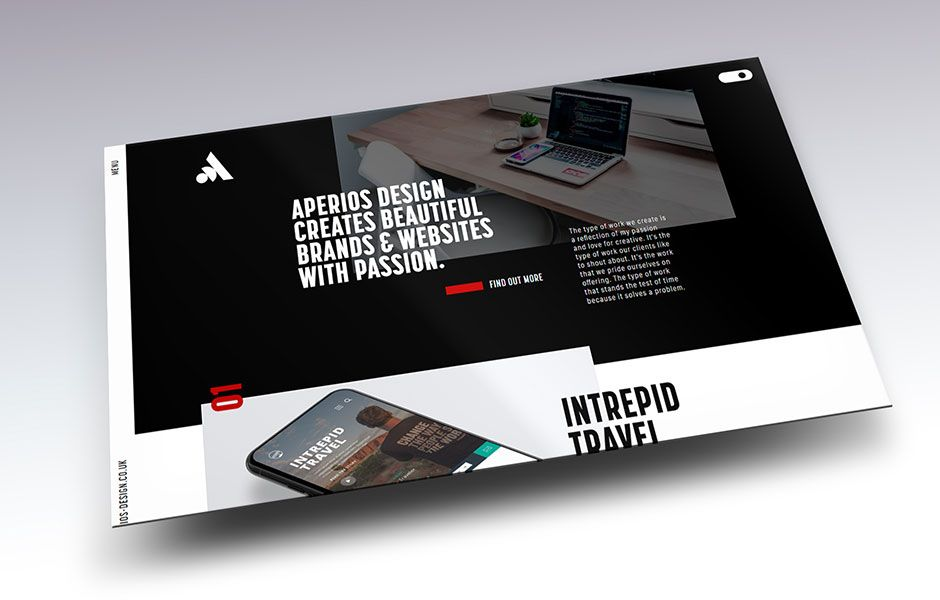 Aperios Design WordPress Website Development