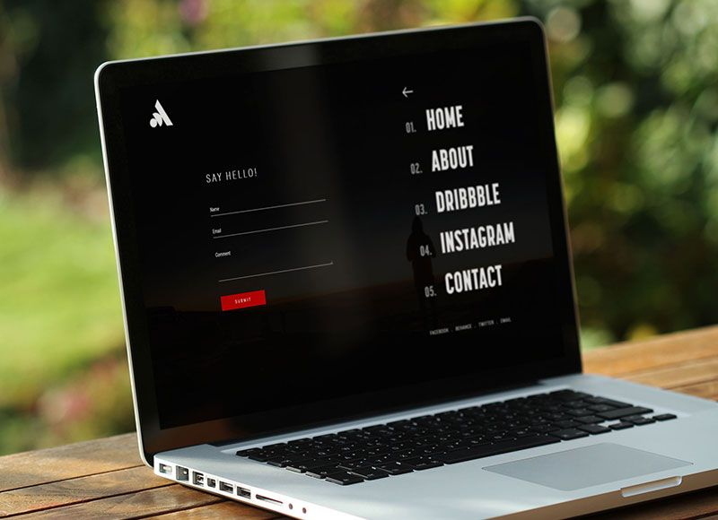 Aperios Design Website Design